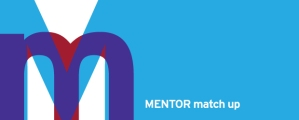 AIGA Mentor match up logo